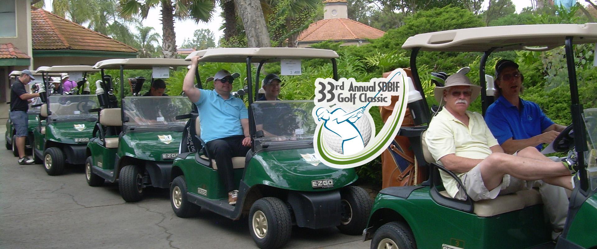 2018 SDBIF Charity Golf Classic