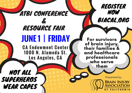 BIA Cal Brain Injury Conference & Resource Fair
