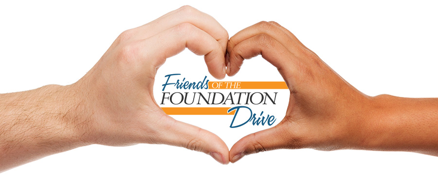 Friends of the Foundation in Heart Hands