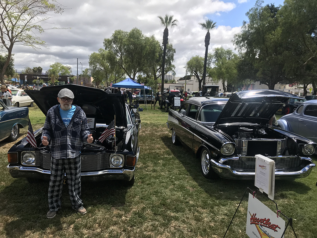 Howard House Photo Gallery San Diego Brain Injury Foundation - American heritage car show
