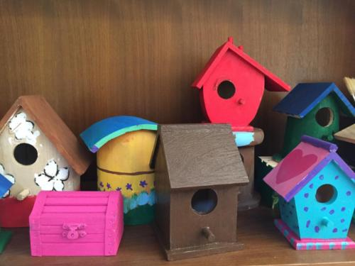 HH Bird Houses